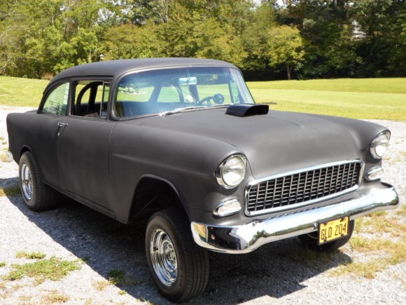 1955 Chevrolet Bel Air 150 Gasser