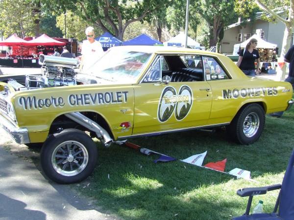 1964 Chevrolet Malibu SS Gasser