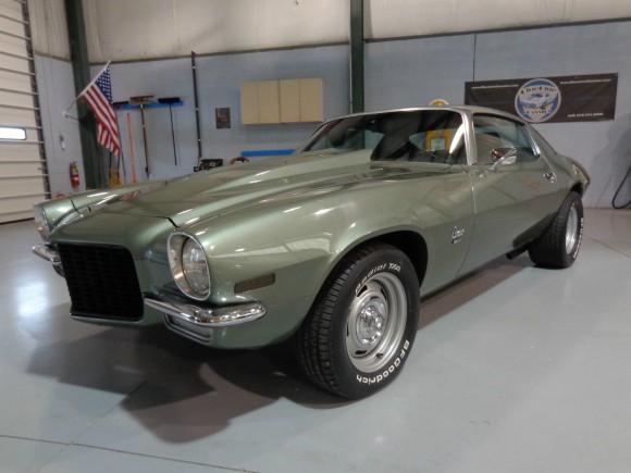 1970 Chevrolet Camaro coupe