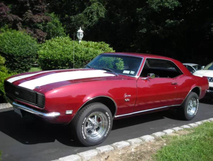 1968 chevrolet camaro rs ss clone project cars for sale. Black Bedroom Furniture Sets. Home Design Ideas