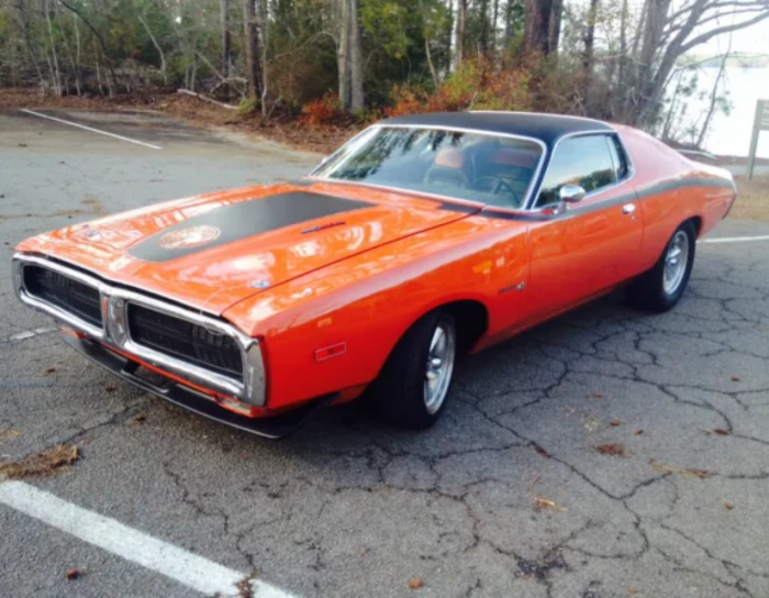 1972 Dodge Charger SE - Project Cars For Sale
