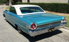 1963 Ford Galaxie 500 XL Fastback