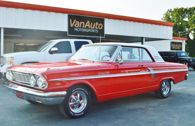 1964 Ford Fairlane Sport Coupe 289 V8