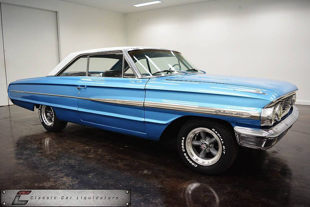 1964 Ford Galaxie 500 Project Cars For Sale