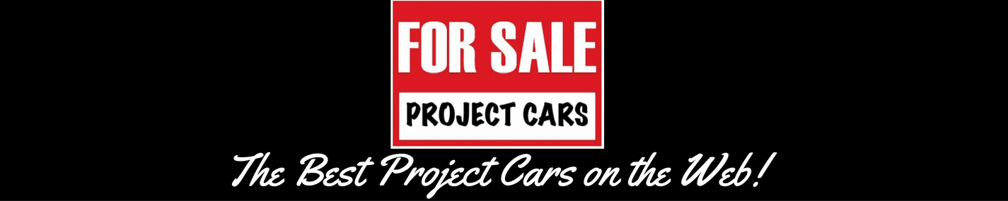 Project Cars For Sale