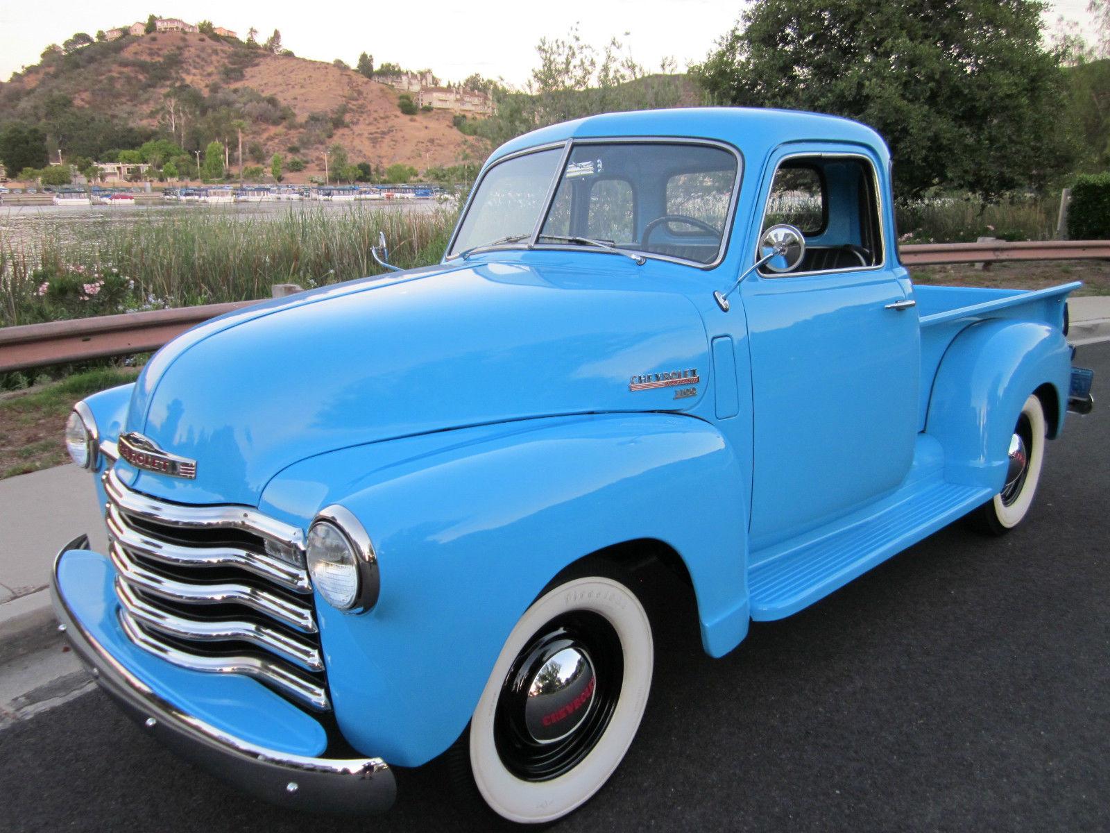 1949 Chevrolet 3100 Deluxe