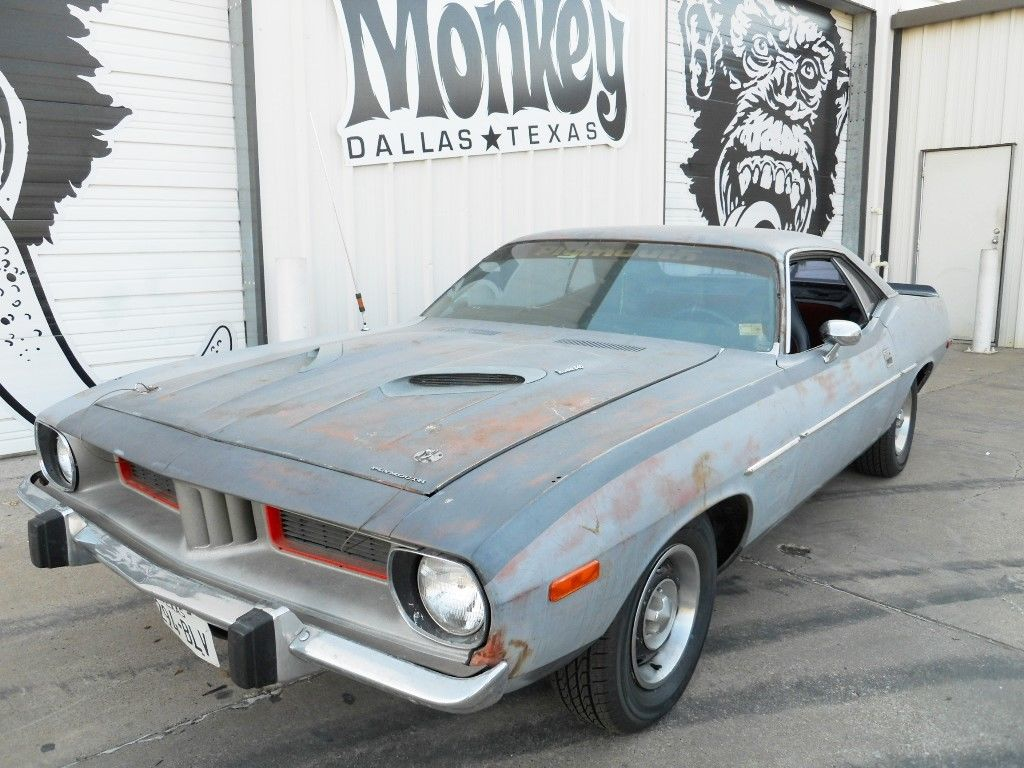 1972 Plymouth Barracuda