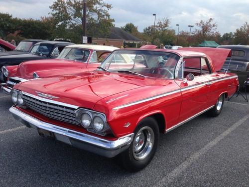 1962 Chevrolet Impala 2 Door Hardtop