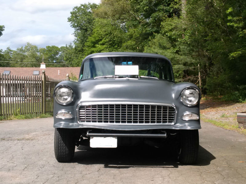 1955 Chevrolet 210 Gasser Project Cars For Sale