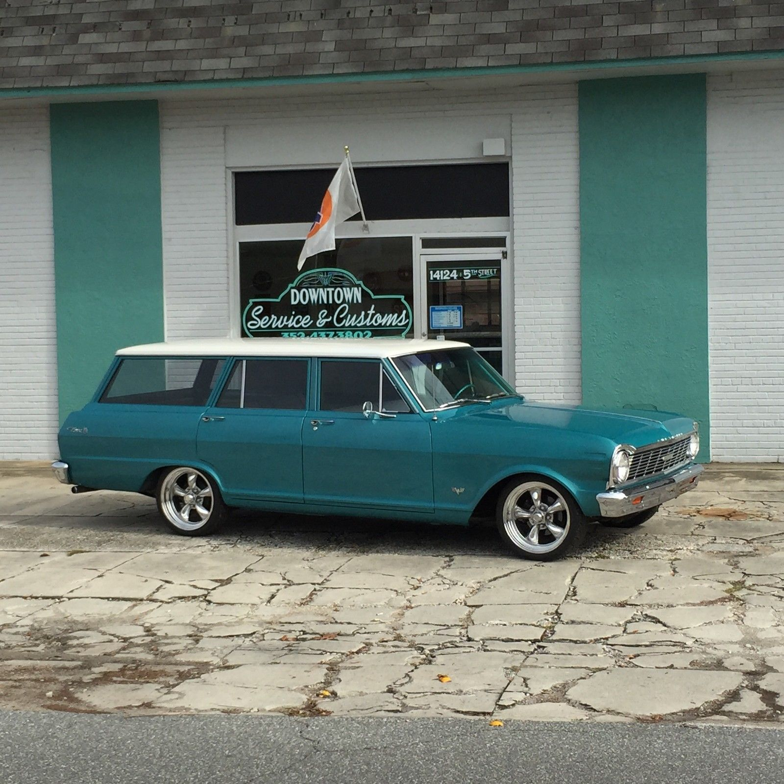 1965 Chevrolet Nova Station Wagon