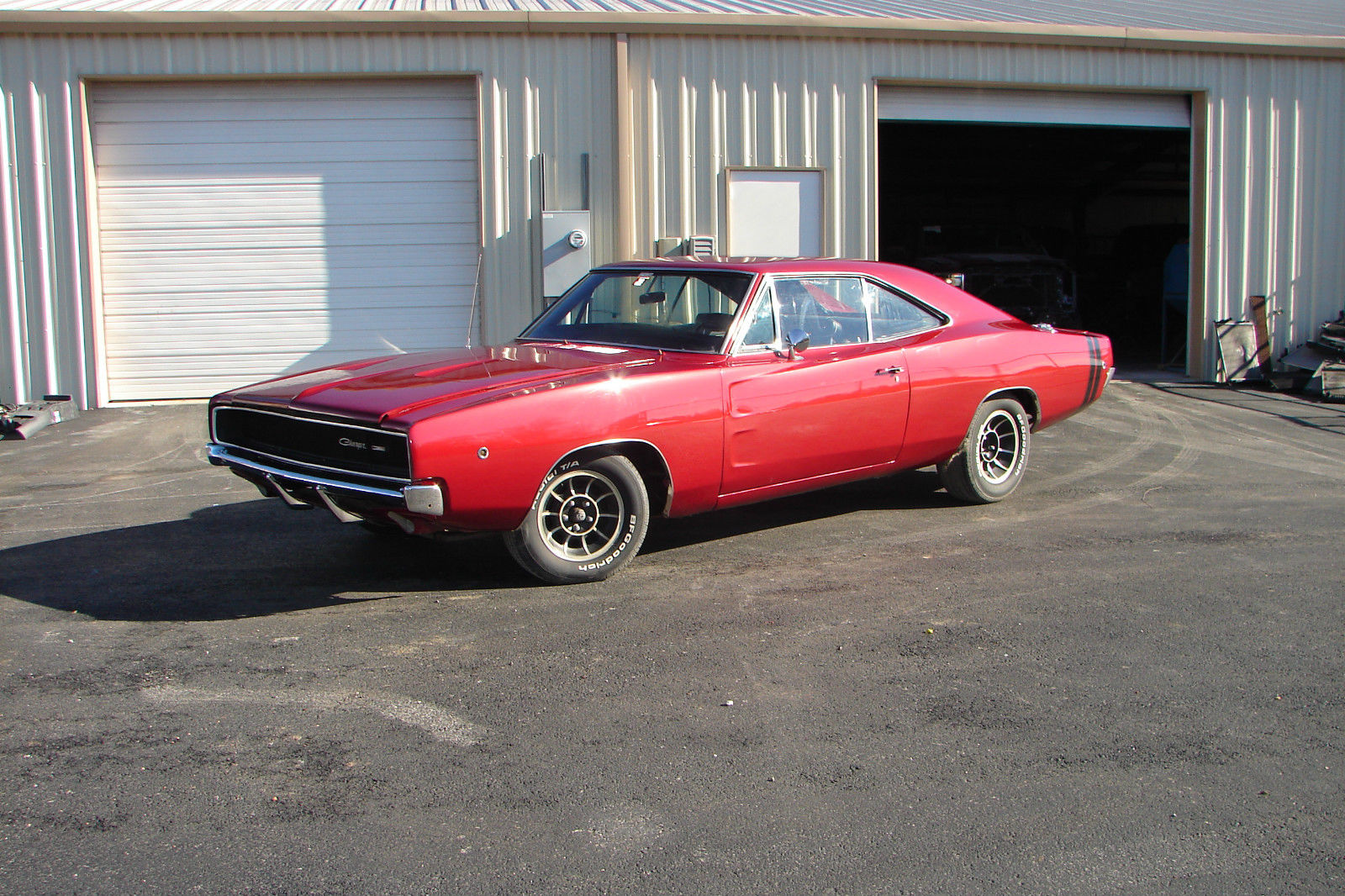 1968 Dodge Charger Project - Project Cars For Sale