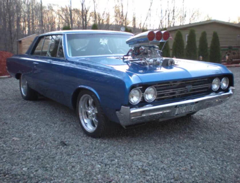 1964 Oldsmobile F85 - Project Cars For Sale