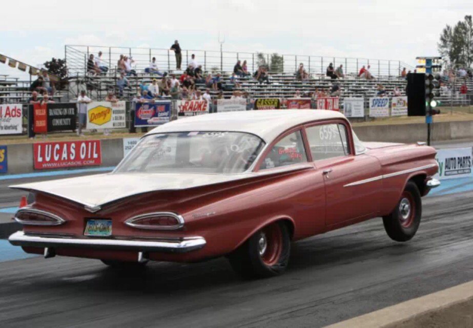 1959 Chevrolet Biscayne - Project Cars For Sale