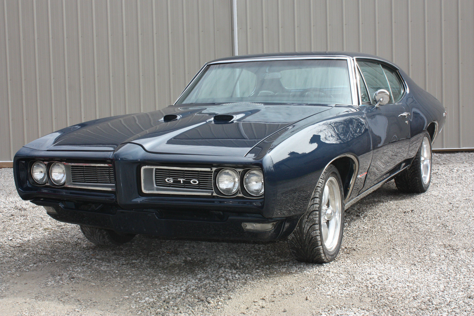 1968 Pontiac Gto Project Cars For Sale