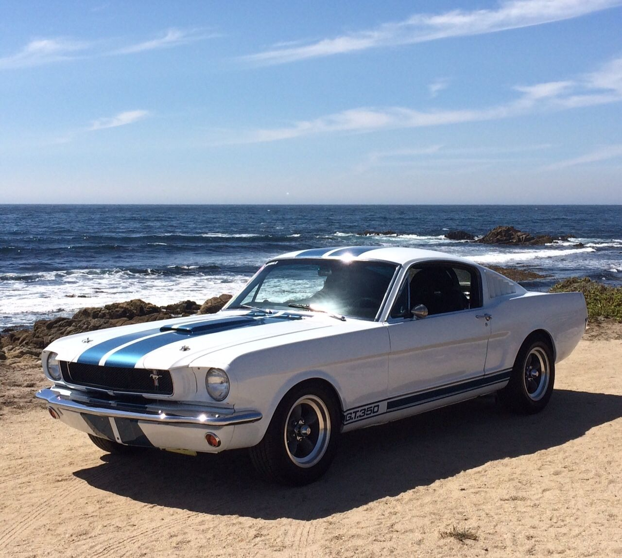 1965 Ford Mustang GT350 Tribute - Project Cars For Sale