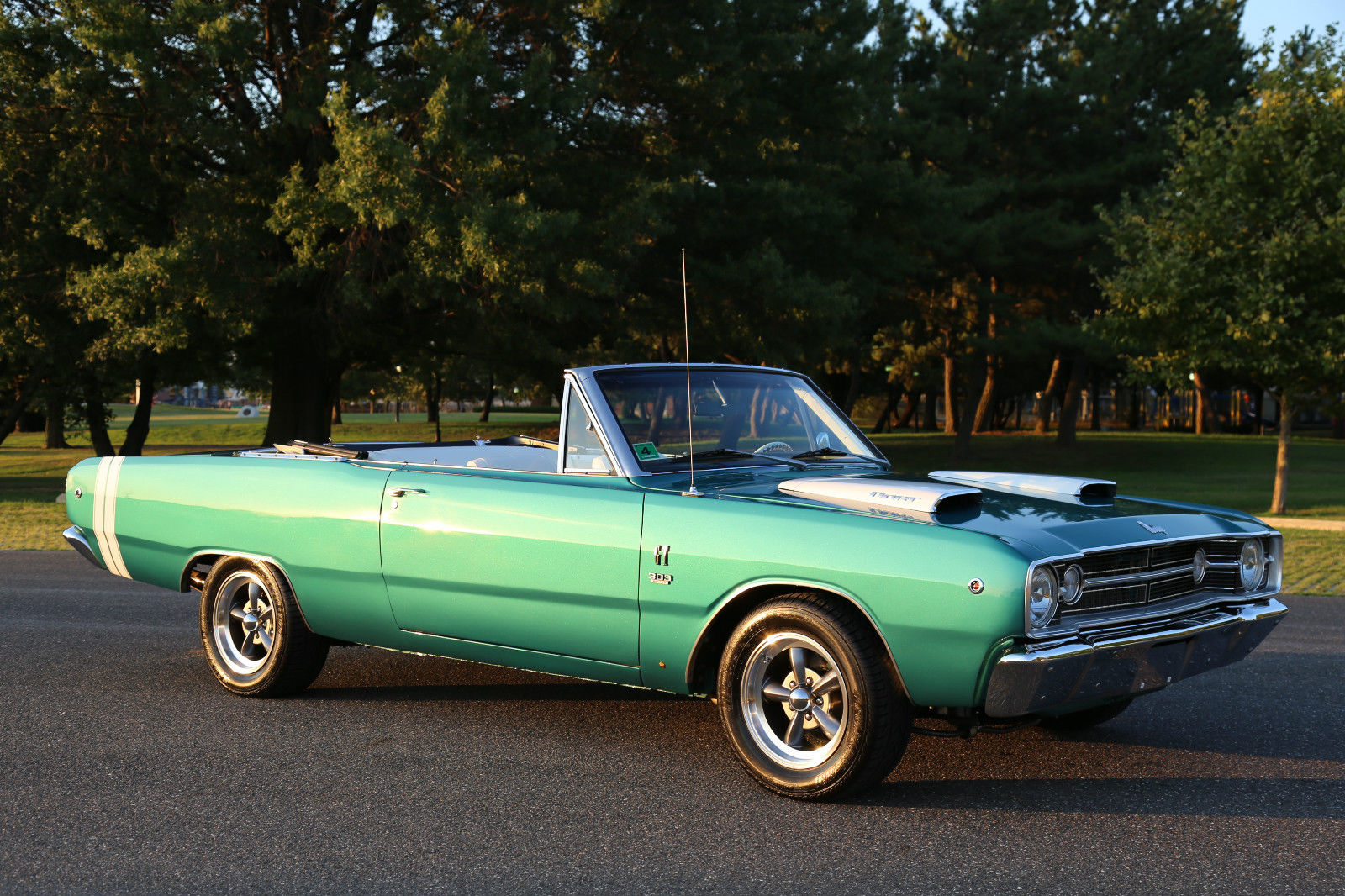 1968 Dodge Dart GT - Project Cars For Sale