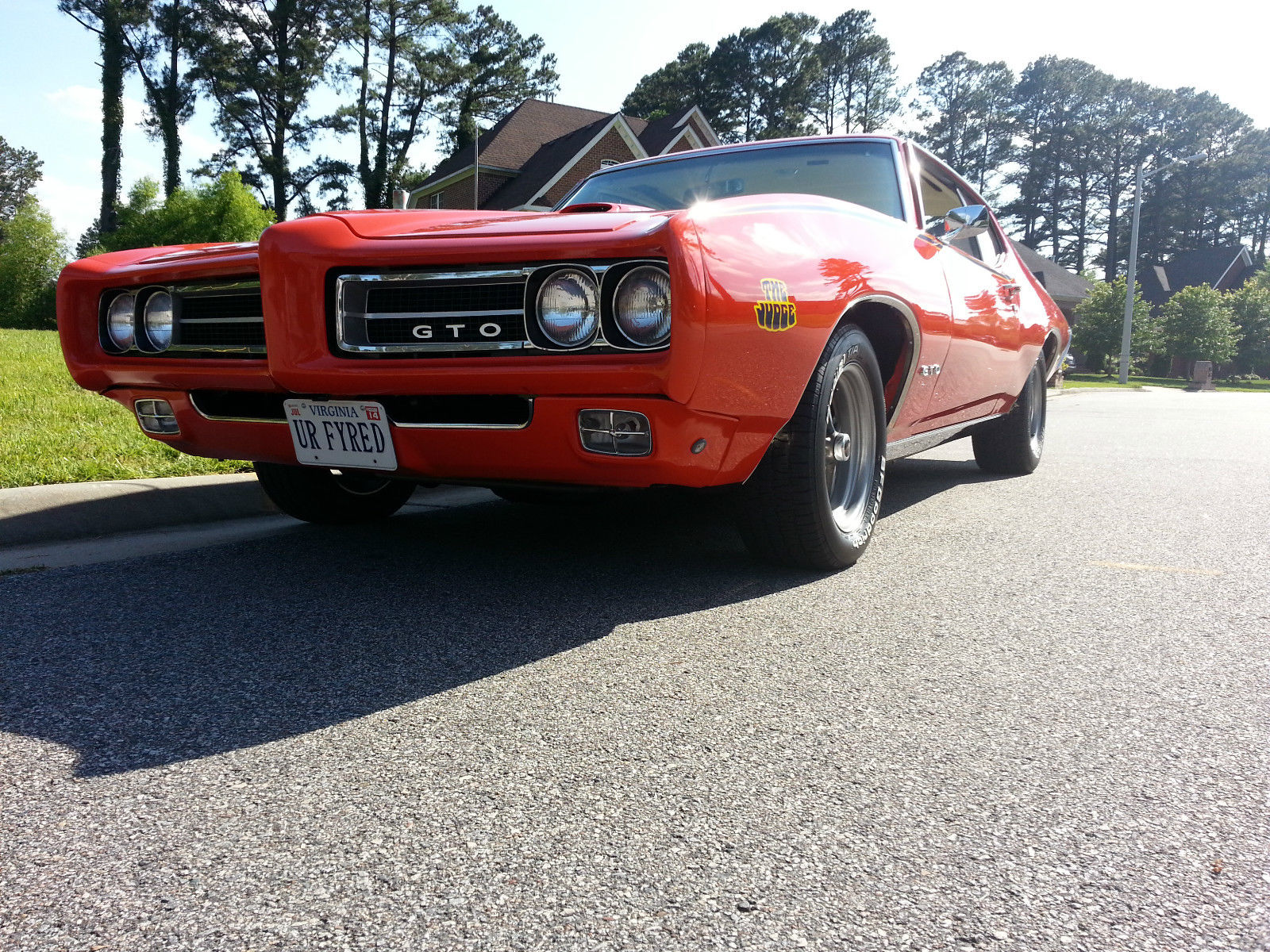 1969 Pontiac GTO - Project Cars For Sale