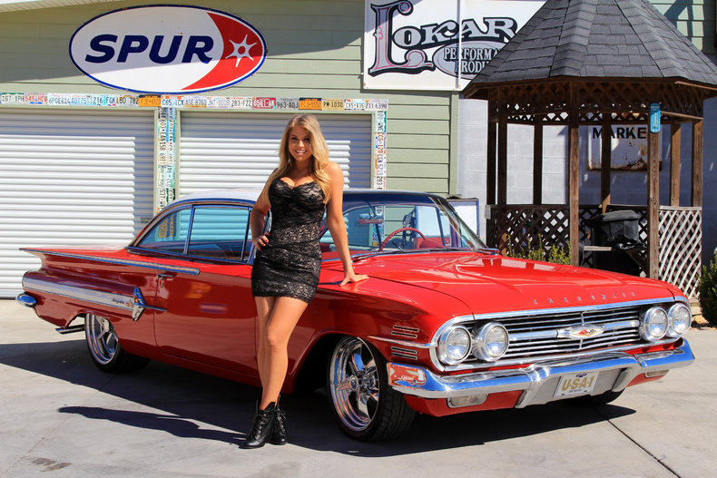 1960 Chevrolet Impala1 on 1963 ford falcon convertible parts