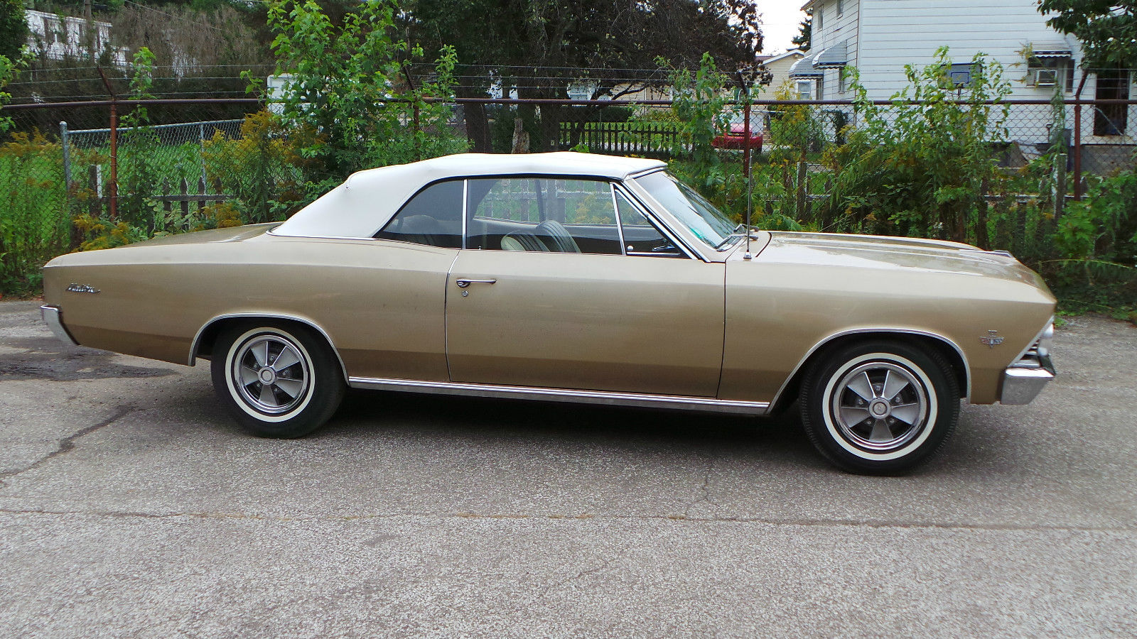 Chevelle Archives Project Cars For Sale 1966 Chevrolet Super Sport Malibu Convertible