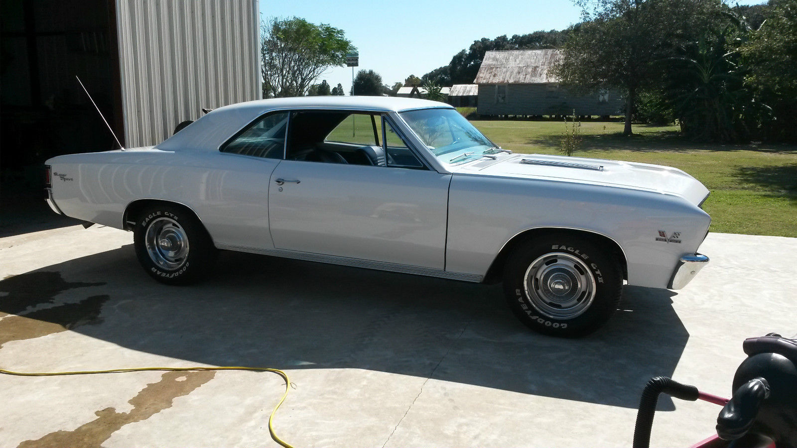 1967 Chevrolet Malibu - Project Cars For Sale