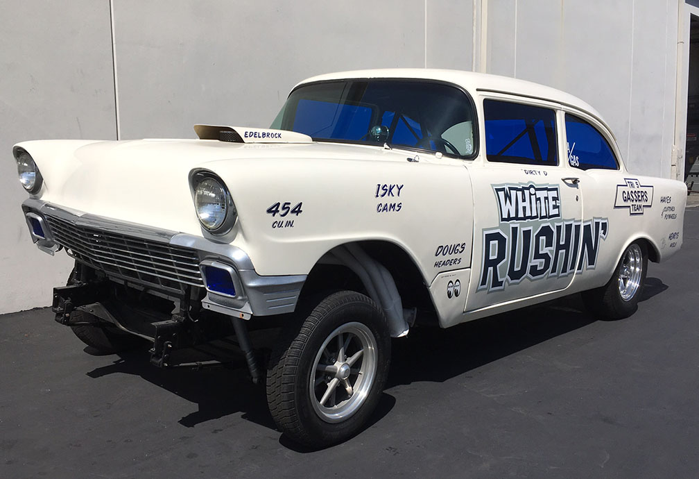 1956 Chevrolet Bel Air Gasser
