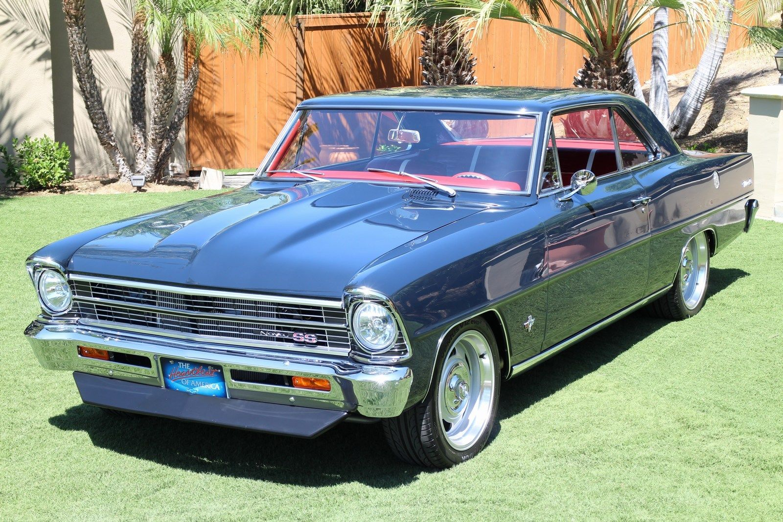 1967 Chevrolet Nova SS Tribute - Project Cars For Sale